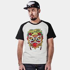 HEA狮子头短袖T恤