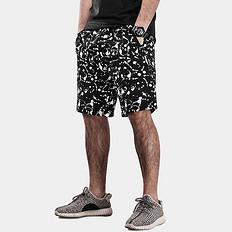HARDLY EVER'S【一口价】泼墨短裤