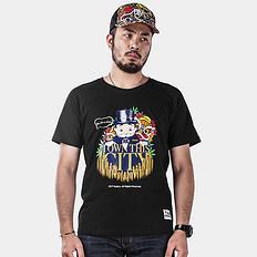 HEA1626大富翁联名合作醒狮元素短袖T恤