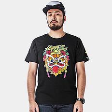 HEA狮子头经典短袖T恤