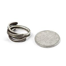 银鳞堂【爆】925银戒指