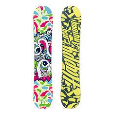 HEA【爆】限量版原创设计醒狮滑雪板专业单板