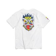 HEA中国风醒狮元素童装T恤