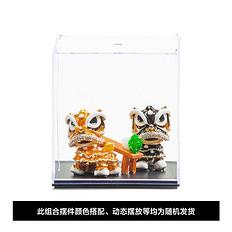 HEA【爆】个性创意送礼品客厅卧室装饰品电视柜书桌小狮子摆件