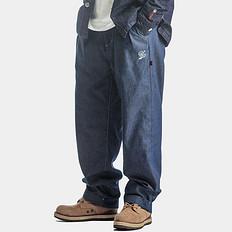 HE75 DENIM潮流新款大码宽松牛仔裤