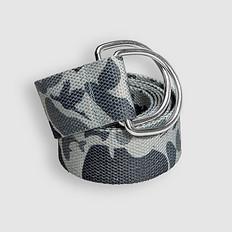 HEA原创设计醒狮元素迷彩潮男潮女腰带裤带