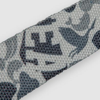 原创设计醒狮元素迷彩潮男潮女腰带裤带