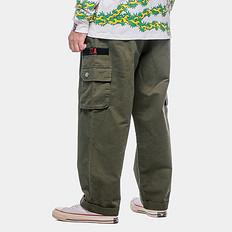 HEA哈伦风醒狮元素休闲工装裤长裤