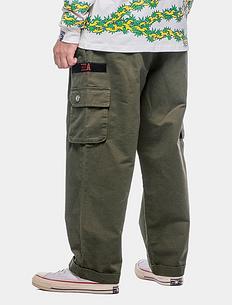 哈伦风休闲工装裤长裤