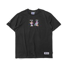 HEA原创设计中国风小狮子印花短袖T恤重庆款