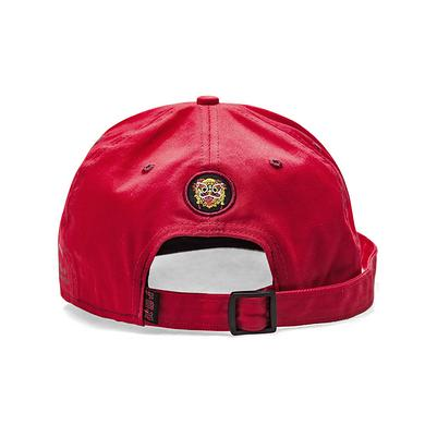 潮牌HEA&可口可乐收藏合作印花棒球帽