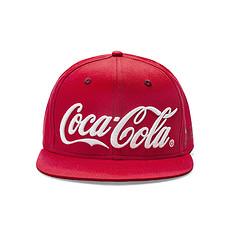 HEA潮牌HEA&可口可乐收藏合作醒狮元素印花棒球帽