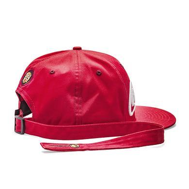 潮牌HEA&可口可乐收藏合作醒狮元素印花棒球帽