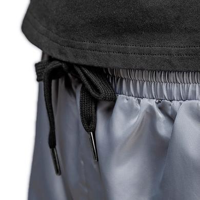 原创潮牌中国风醒狮元素多口袋工装防风休闲裤