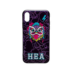 HEA原创设计迷彩醒狮印花手机壳(IPHONE XR 6.1寸)