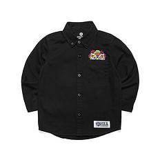 HEA原创设计中国风潮童大码休闲童装衬衫