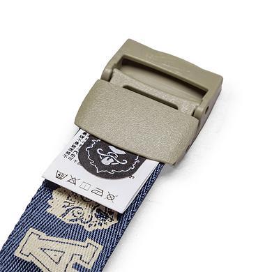 原创设计中国风醒狮元素百搭神器长款腰带