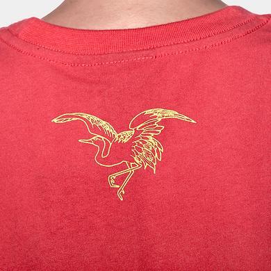 【5折特惠】潮牌原创中国风前无古人印花男女同款短袖T恤
