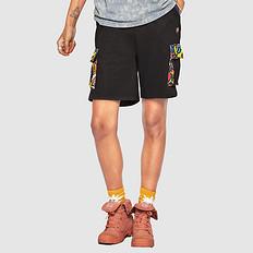 HEA中国风醒狮多口袋休闲男女同款短裤