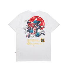银鳞堂潮牌原创中国风男女同款短袖T恤