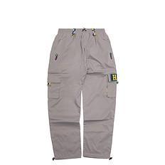 HEA原创潮牌设计醒狮迷彩拼接工装休闲裤