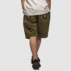 HEA原创设计醒狮元素男女同款童装休闲短裤