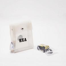 HEA原创潮牌设计醒狮迷彩透明小包蹦迪包