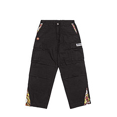 HEA原创设计醒狮元素男女同款印花休闲短裤