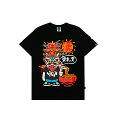 HEA原创设计醒狮元素武汉特别款男女同款短袖T恤