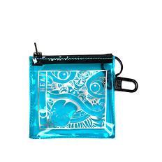 HEA原创潮牌设计醒狮迷彩透明小包