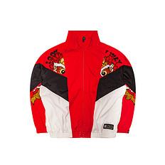 HEA【秋】潮牌原创中国风传统醒狮元素印花男女同款外套