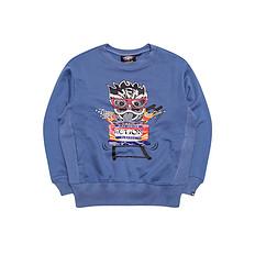 HEA【冬】潮牌原创设计形式元素男女同款套头长袖卫衣