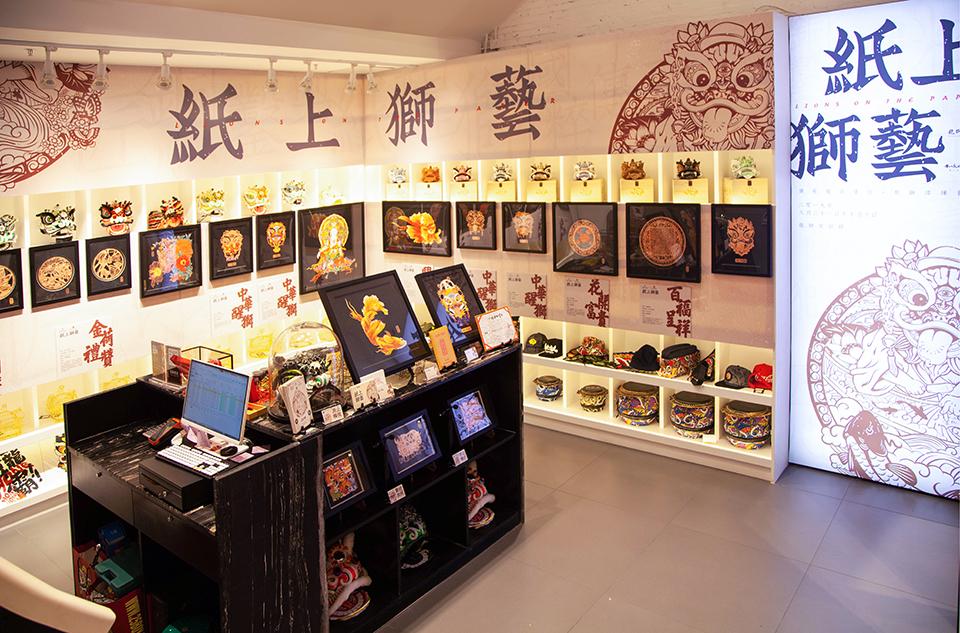 纸上狮艺丨9月7日开幕式活动回顾,众人共赏铜凿剪纸之美!